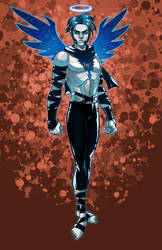 Necrux - Sentinels by JamieFayX