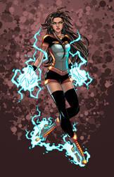 Electrocyte - Sentinels by JamieFayX
