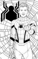 Spider-Man by JamieFayX