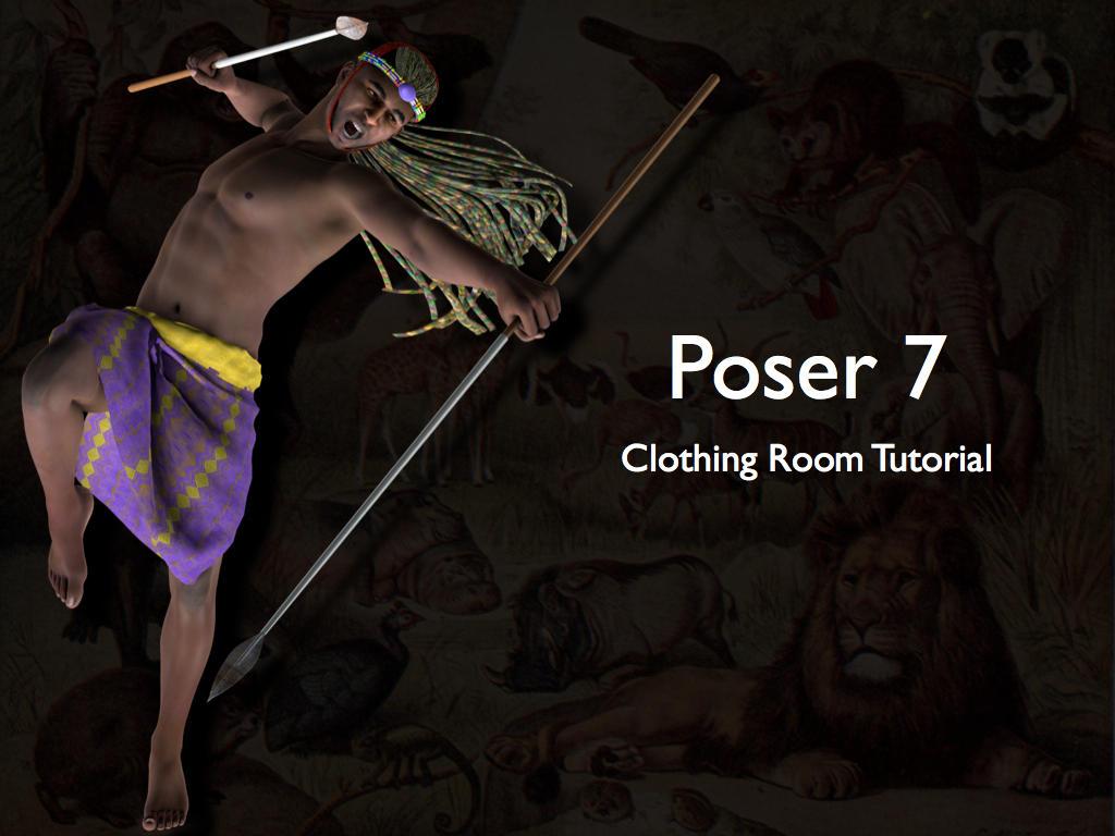 Poser 7 Pdf download