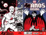 Manos Rising by RetroStarLing