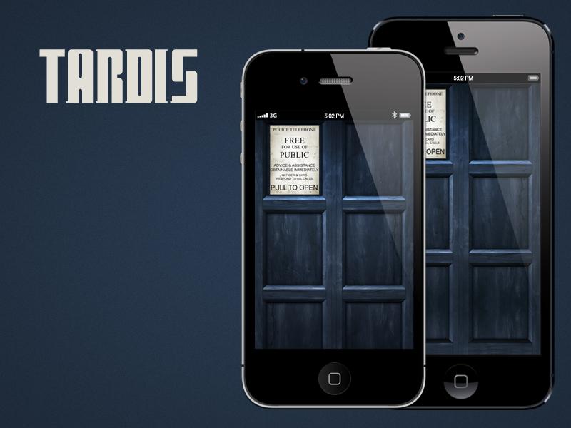 TARDIS (iPhone)