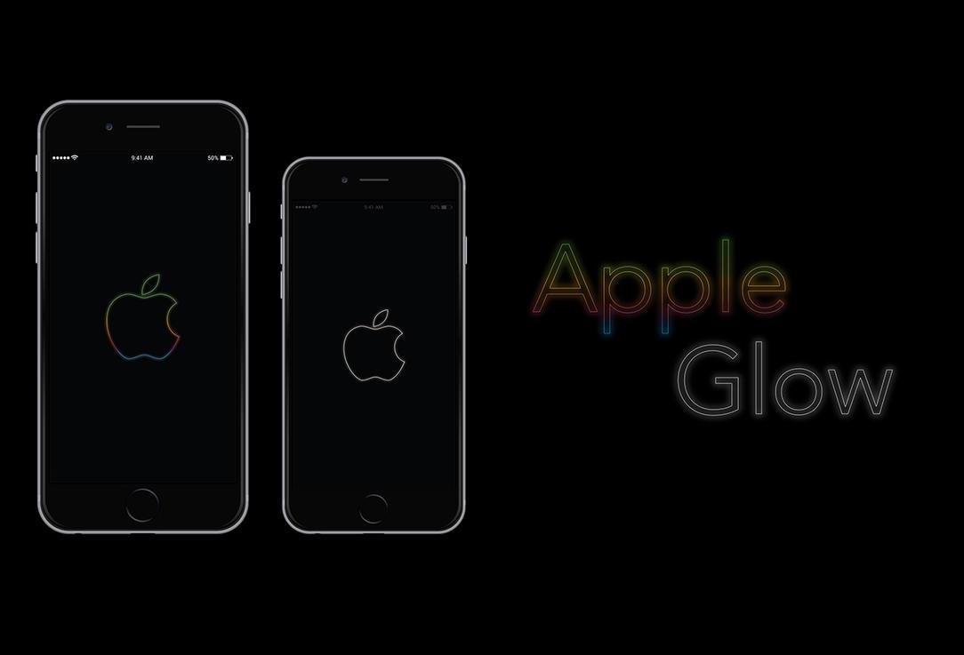 Apple Glow by RobotBoyMedia
