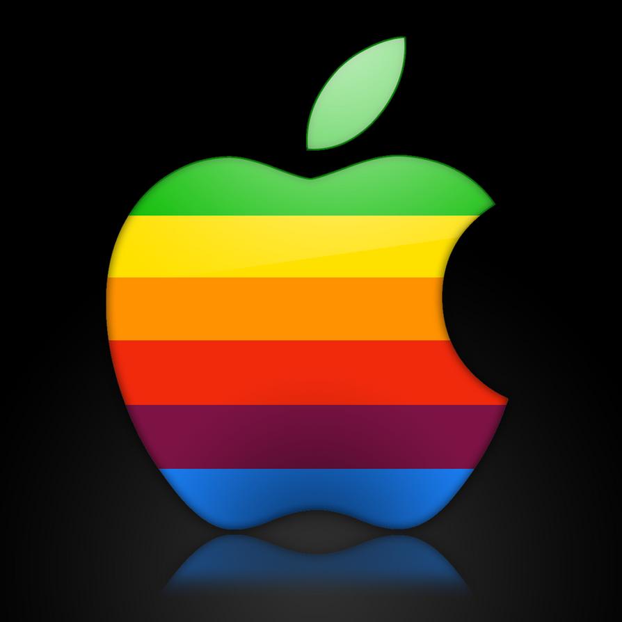 Apple logo psd by x986123 on deviantart - Apple icon x ...