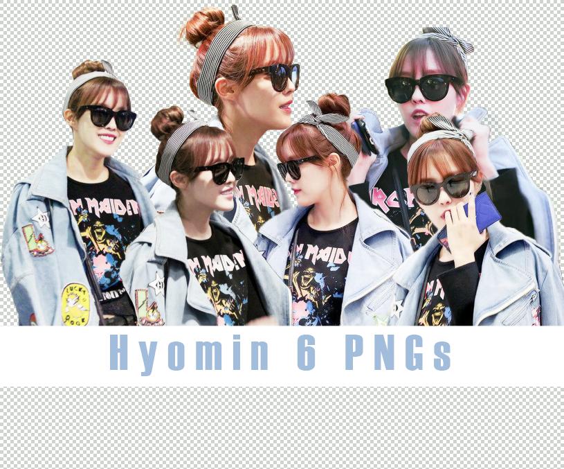Hyomin PNGs - Susimsi by SuSimSi