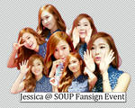 [PNG] Jessica SOUP Fansign Event