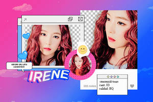 Irene l PACK PNG by KoreanGallery