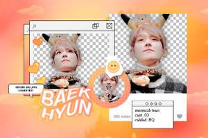 BaekHyun / Pack Png by KoreanGallery