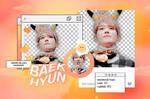 BaekHyun / Pack Png