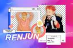 RenJun  NCT DREAM   PACK PNG