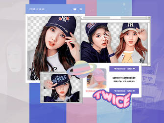 TWICE   PACK PNG by KoreanGallery