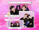 EXO | BAEKHYUN  Y CHANYEOL | PACK PNG