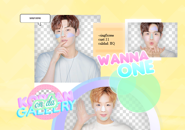 Wanna One Pack Png By Koreangallery On Deviantart