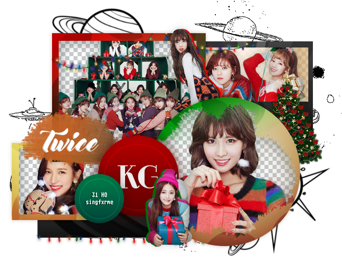 Twice Heart Shaker Pack Png By Koreangallery On Deviantart