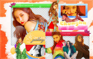 CHUNGHA | OFFSET | PACK PNG by KoreanGallery