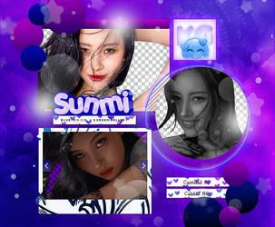 SUNMI | HEROINE | PACK PNG by KoreanGallery