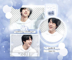 JIN | BTS | PACK PNG by KoreanGallery