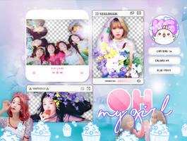 OH MY GIRL | REMEMBER ME | PACK PNG by KoreanGallery