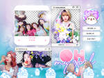 OH MY GIRL | REMEMBER ME | PACK PNG
