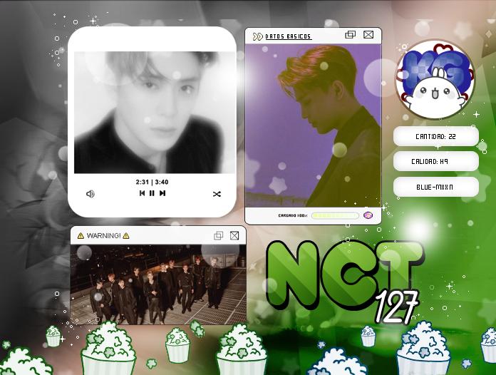 NCT 127 | REGULAR - IRREGULAR | PHOTOPACK by KoreanGallery