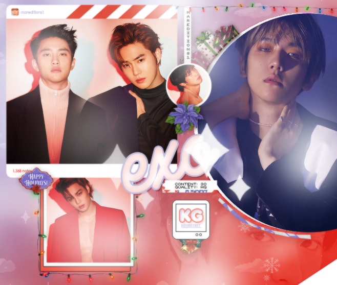 EXO by KoreanGallery on DeviantArt