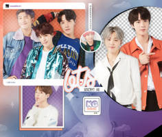 BTS   PACK PNG   LOTTE DUTY FREE by KoreanGallery