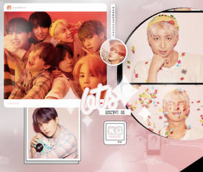 BTS | PACK JPG | MAP OF THE SOUL PERSONA V1 by KoreanGallery
