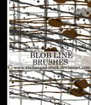 Blobbety Lines