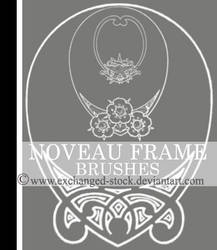 Noveau Frames by exchanged-stock