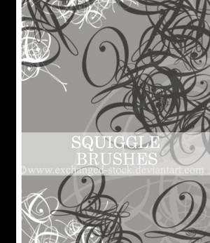 Squiggle Brushes