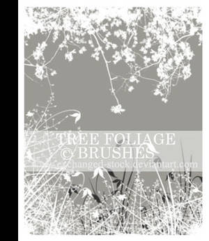 Tree Foliage Brushes