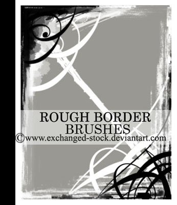 Rough Borders