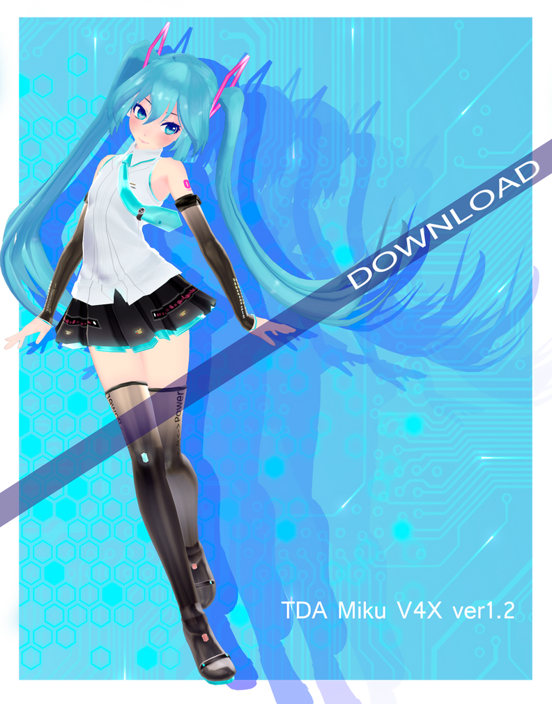 Tda miku v4x fixed download 200 wathcers gift by elzania43 on tda miku v4x fixed download 200 wathcers gift by elzania43 negle Image collections