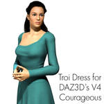 Troi Dress for V4 Courageous