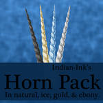 unicorn horn pack