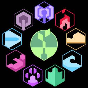 Project Zero Dawn Icons