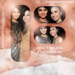 Photopack 85: Demi Lovato y Selena Gomez