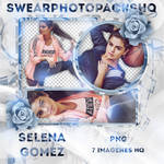Pack PNG 238: Selena Gomez