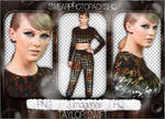 Pack PNG 255: Taylor Swift