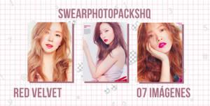 Photopack 327: Red Velvet