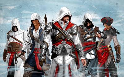 The Brotherhood by dimitrosw