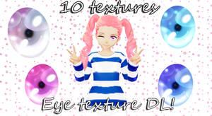 [MMD][DL]-Eye Texture Download!