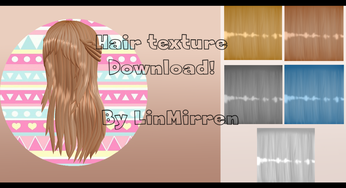 Mmd hair texture download free