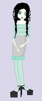Kyoto Girl - A KiSS doll by sputnik-sweetheart