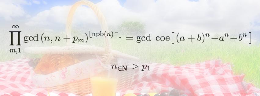 Theorem LVIII - GCD-NPB-COE Productive Identity by Mathemagic