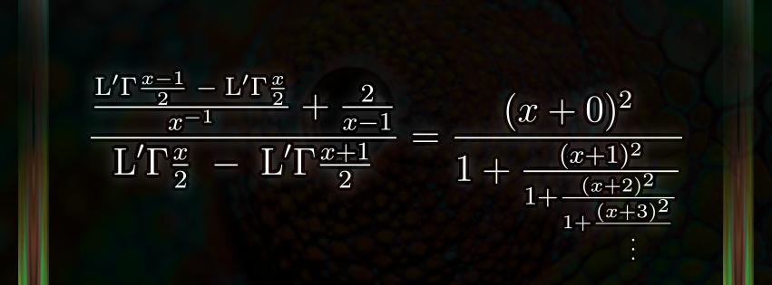 Theorem LXV - Conticasse Bifurq Zetoid des Carres by Mathemagic