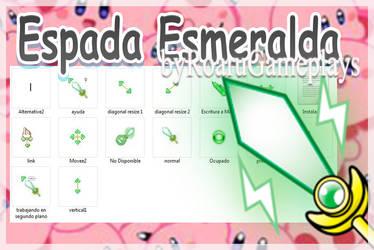Espada Esmeralda Kirby by RG by PrettyLittlePlay