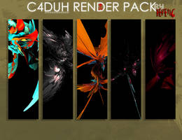 C4D Render Pack by oOHereticOo