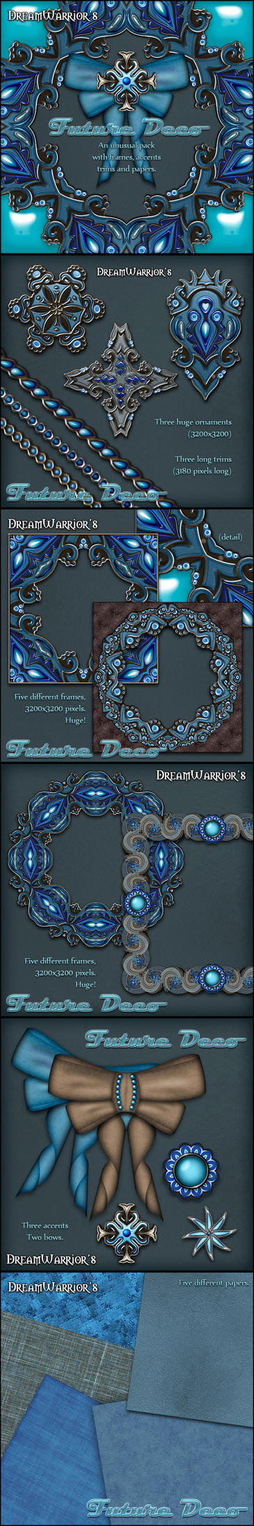 Future Deco by DreamWarrior