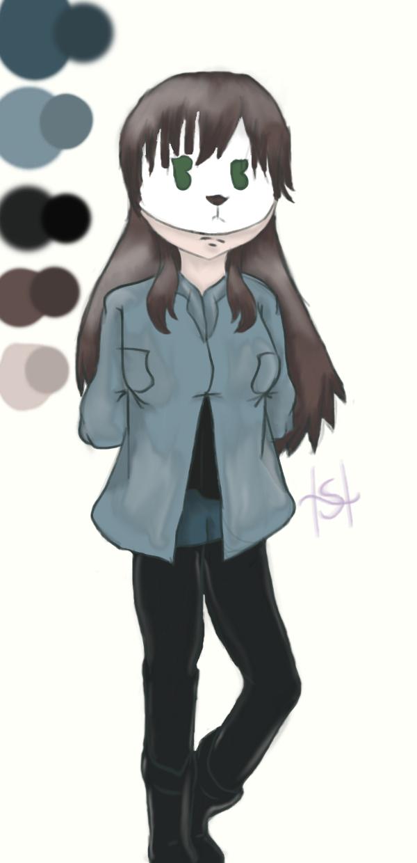 Character 018 - Sarah by PunkinCraker